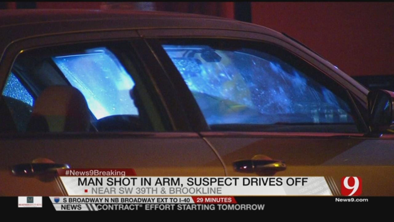 Man Injured After SW OKC Shooting