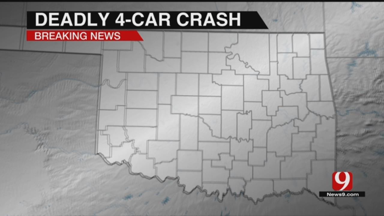 1 Dead After 4 Car Crash On Kilpatrick Turnpike