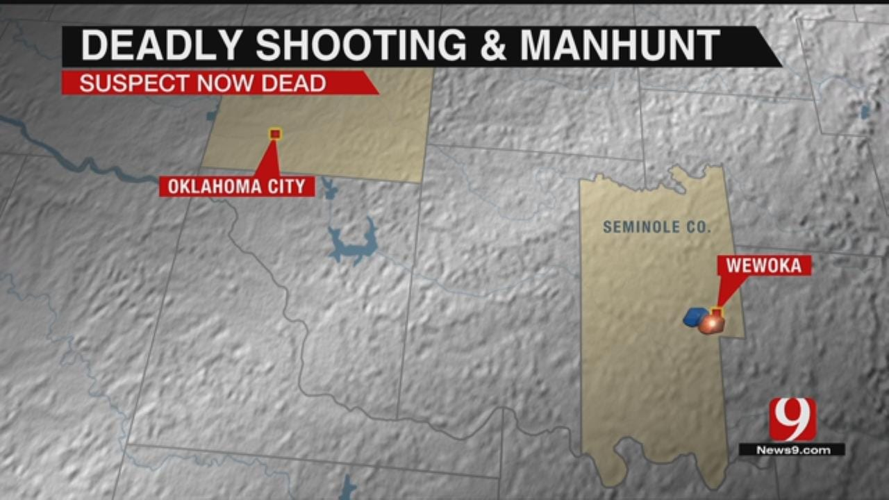 2 Dead 1 Hurt After Shooting Took Place Near Wewoka