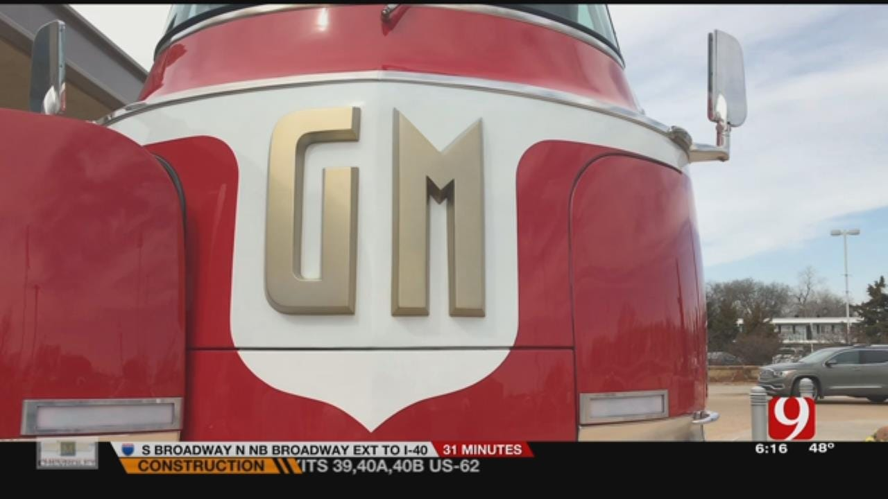 OKC Auto Show To Feature A Futureliner