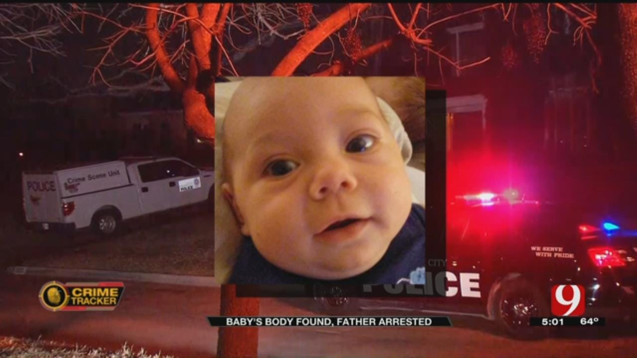 Norman Father Tells Police Details Of 7-Month-Old Son's Death
