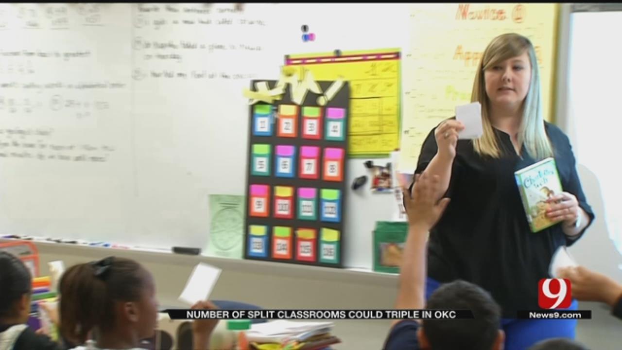 OKC Parents Concerned About Split Classroom Proposal