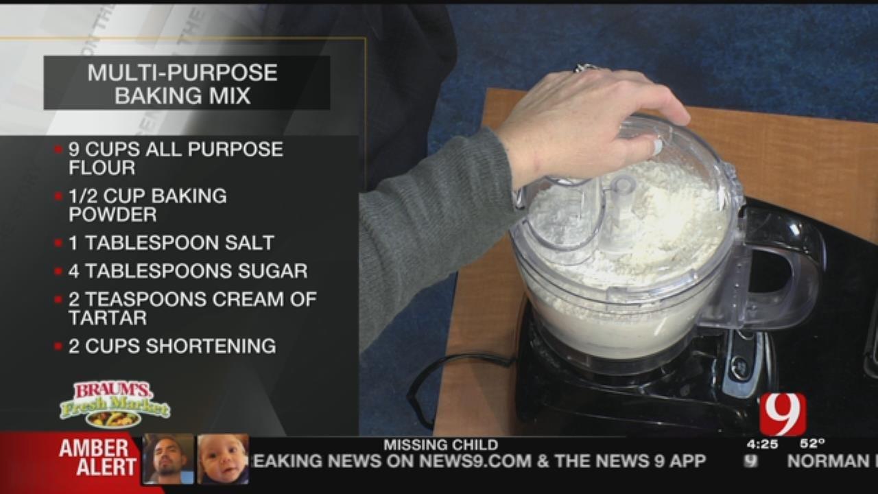 Multi-Purpose Baking Mix