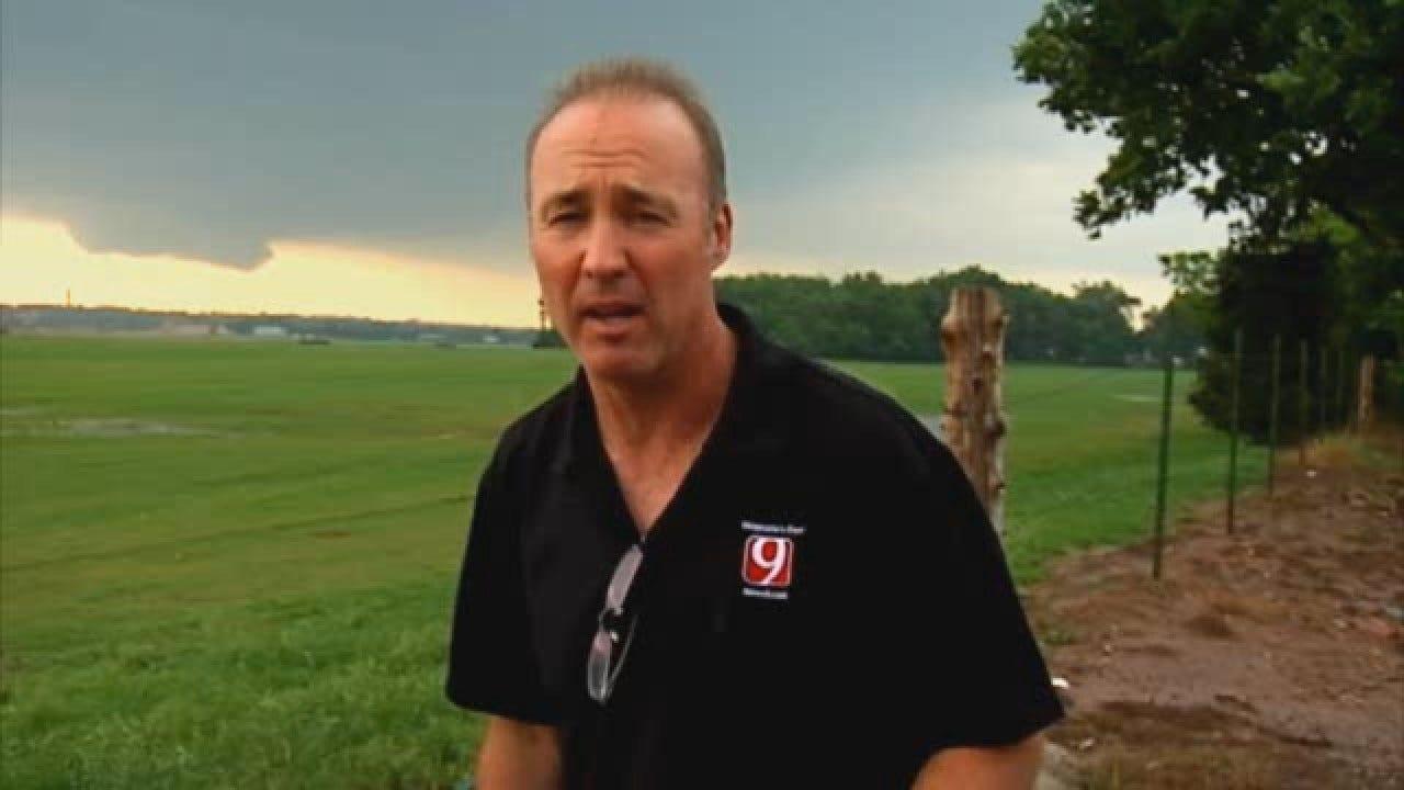 David Payne Remembers Chasing 2013 Moore Tornado