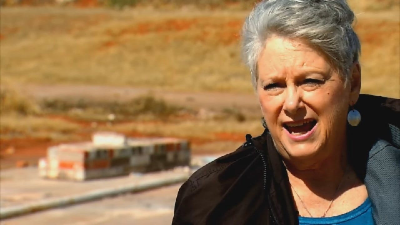 Elk City Woman Remembers Being Rescued Following Tornado