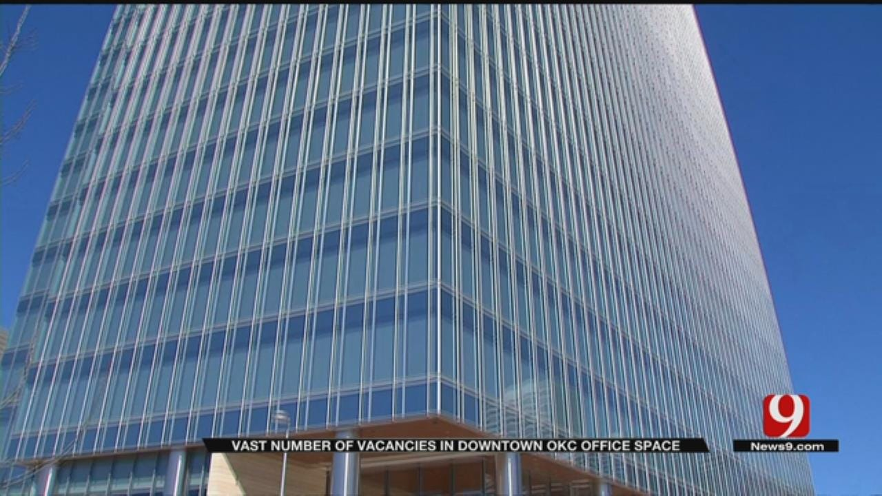 Vast Amount Of Downtown OKC Vacancies Could Double