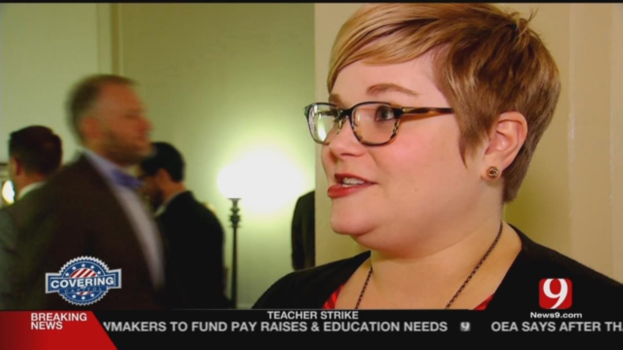 State Lawmakers Plan to Stave Off Teachers Strike