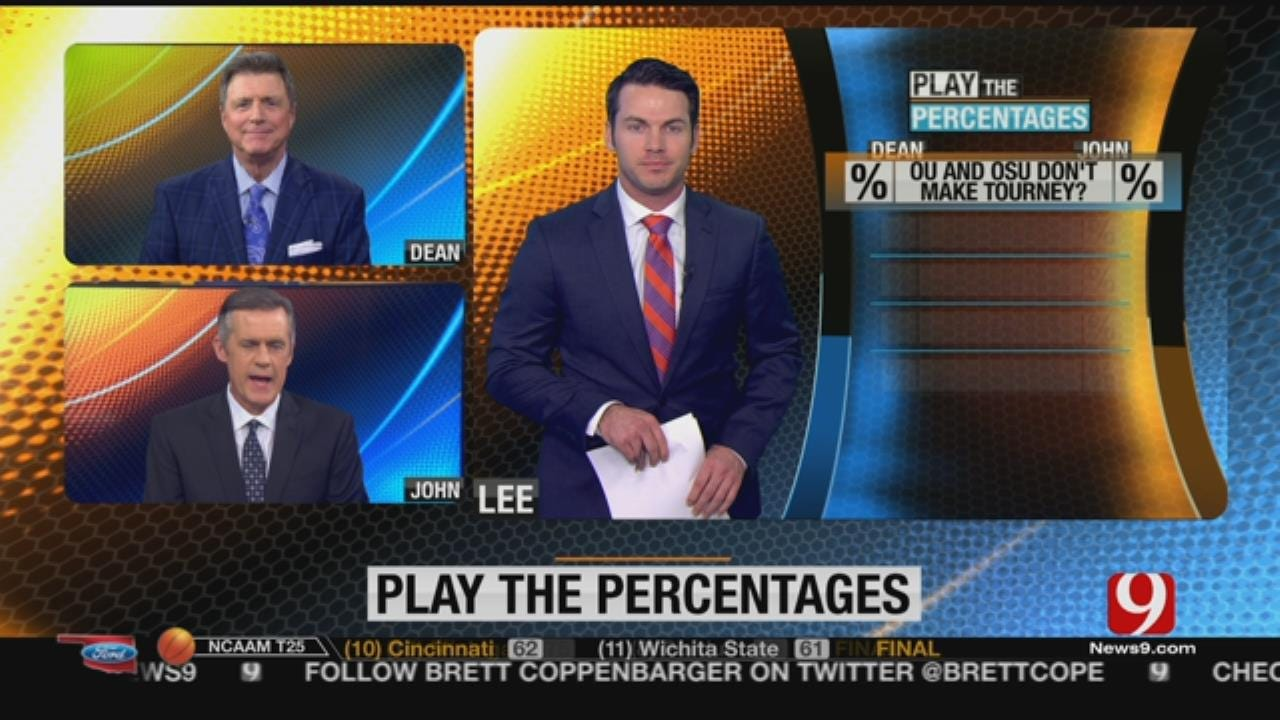 Play The Percentages: March 4