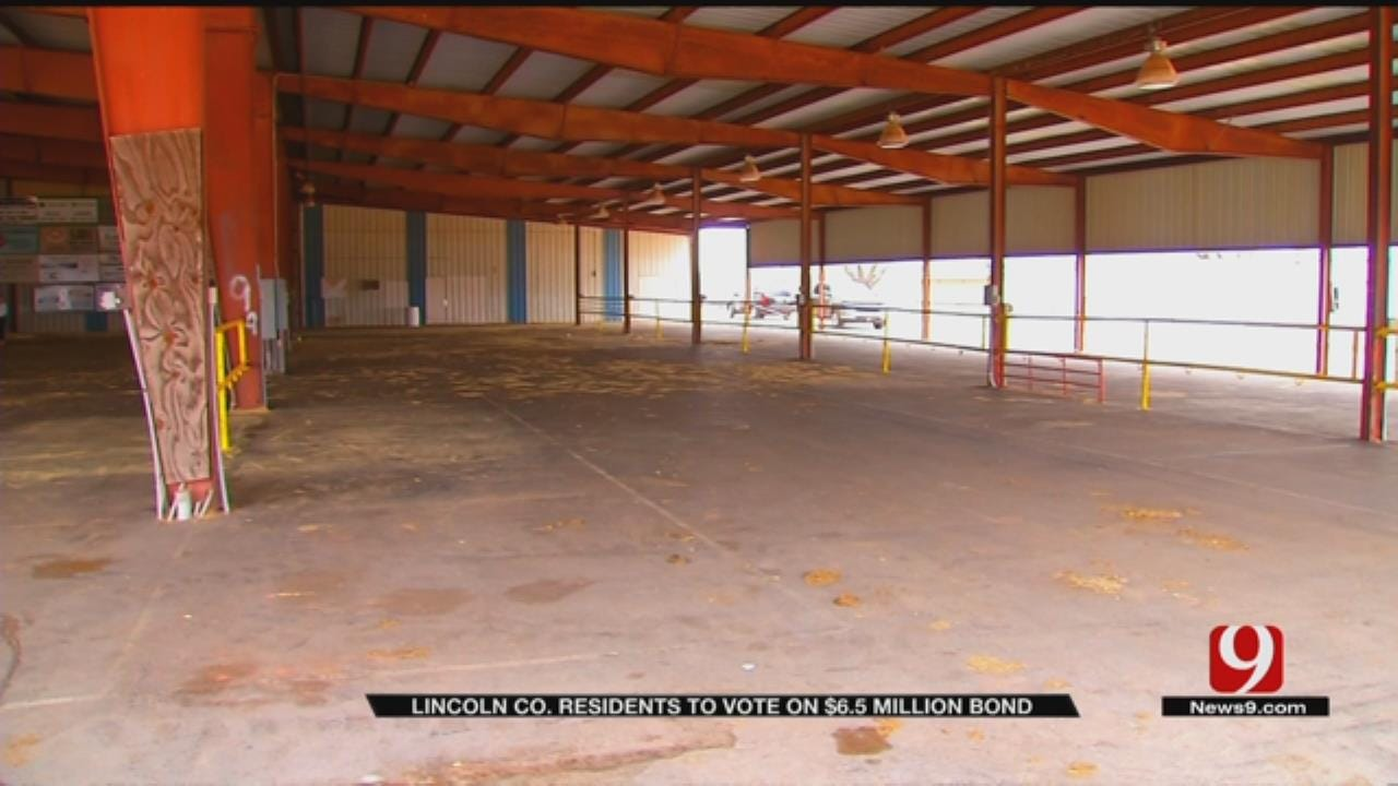 $6.5 Million Bond Proposed For Lincoln County Civic Center