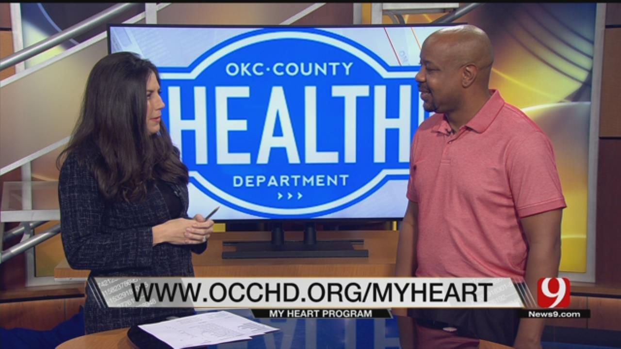 OKC-County Health Dept- My Heart Program
