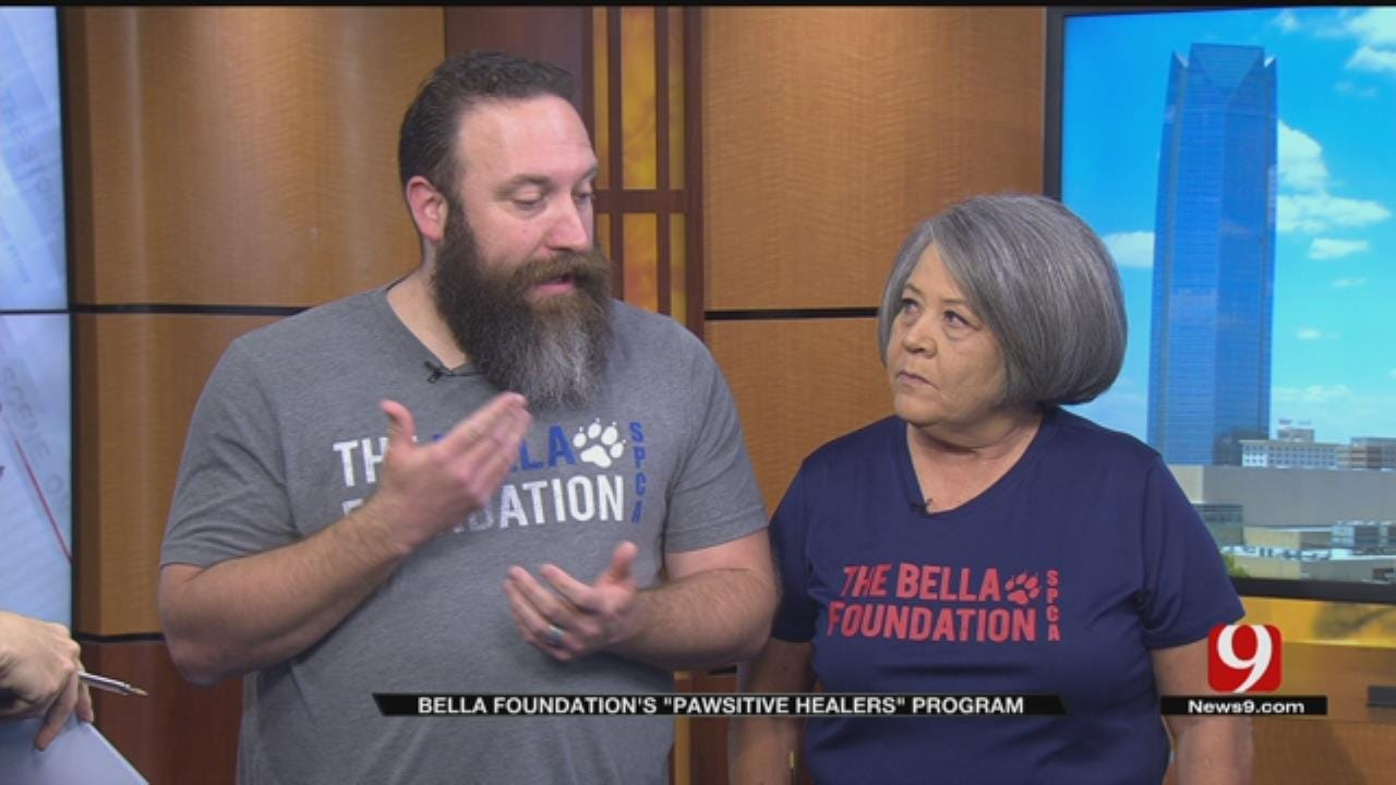 The Bella Foundation: Positive Healers
