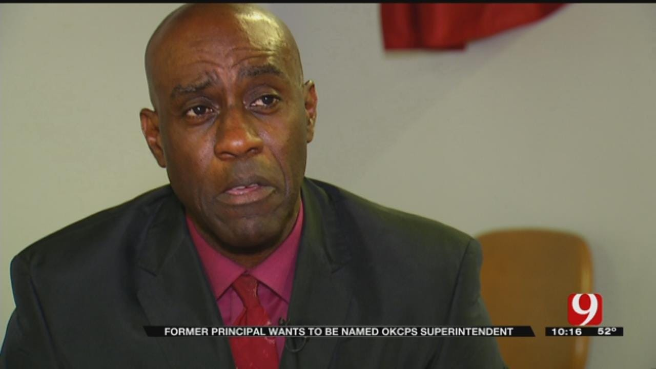 Former Principal Interested In OKCPS Superintendent Position
