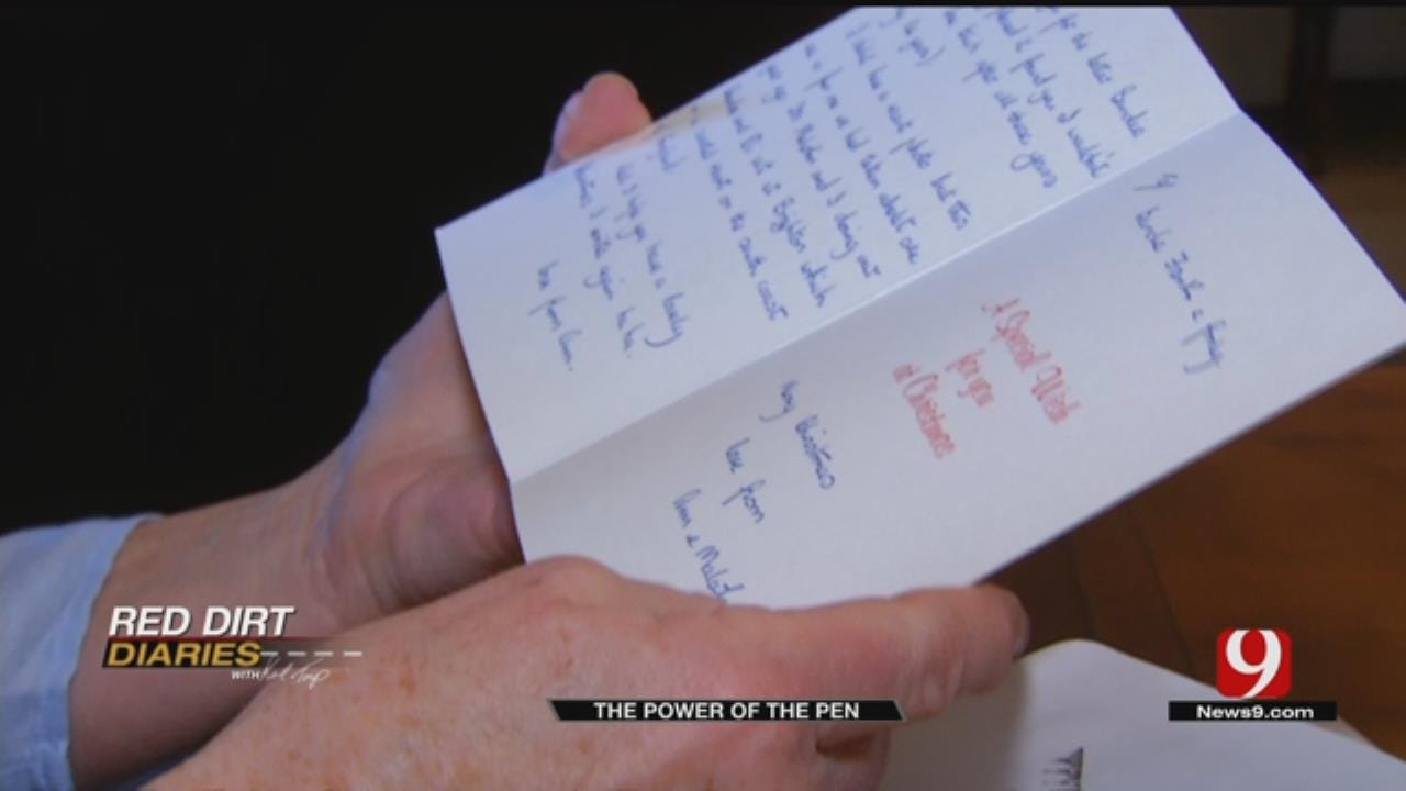 Red Dirt Diaries: The Power Of The Pen