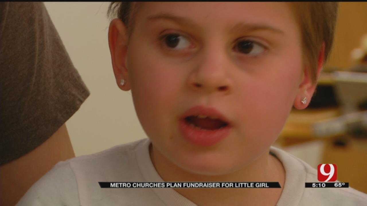 Sophia Strong: OKC Churches Fundraise For Little Girl