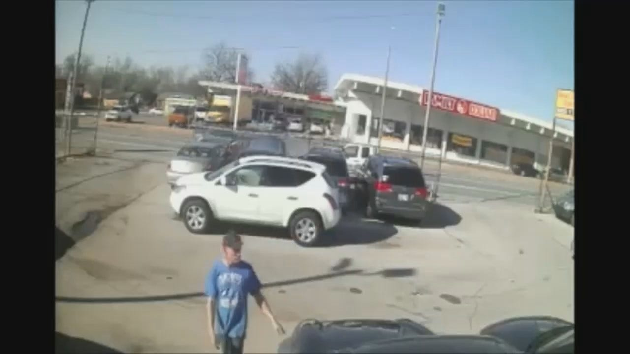 WEB EXTRA: Thief Drives Off With Vehicle During 'Sale' In SW OKC