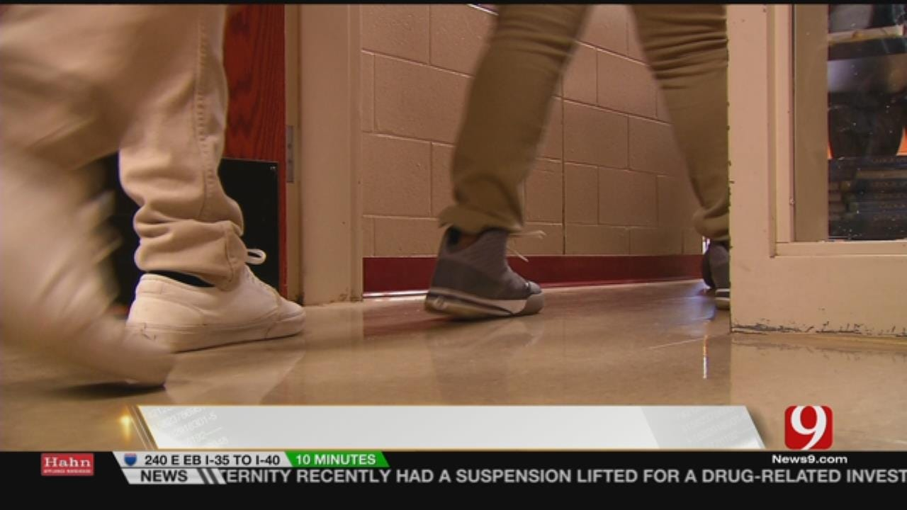 Gov. Fallin Talks About State's Steps To Protect Students