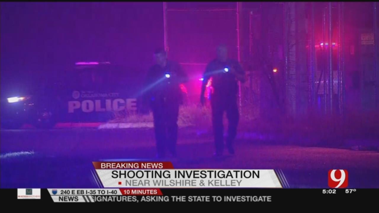 Person Found Shot In NE OKC Apartment Complex