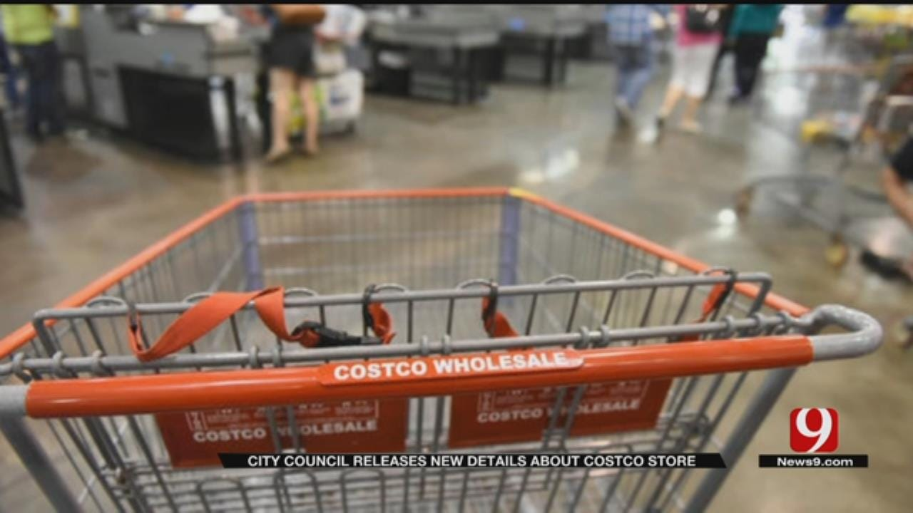City Council Releases Details On Future Costco In OKC