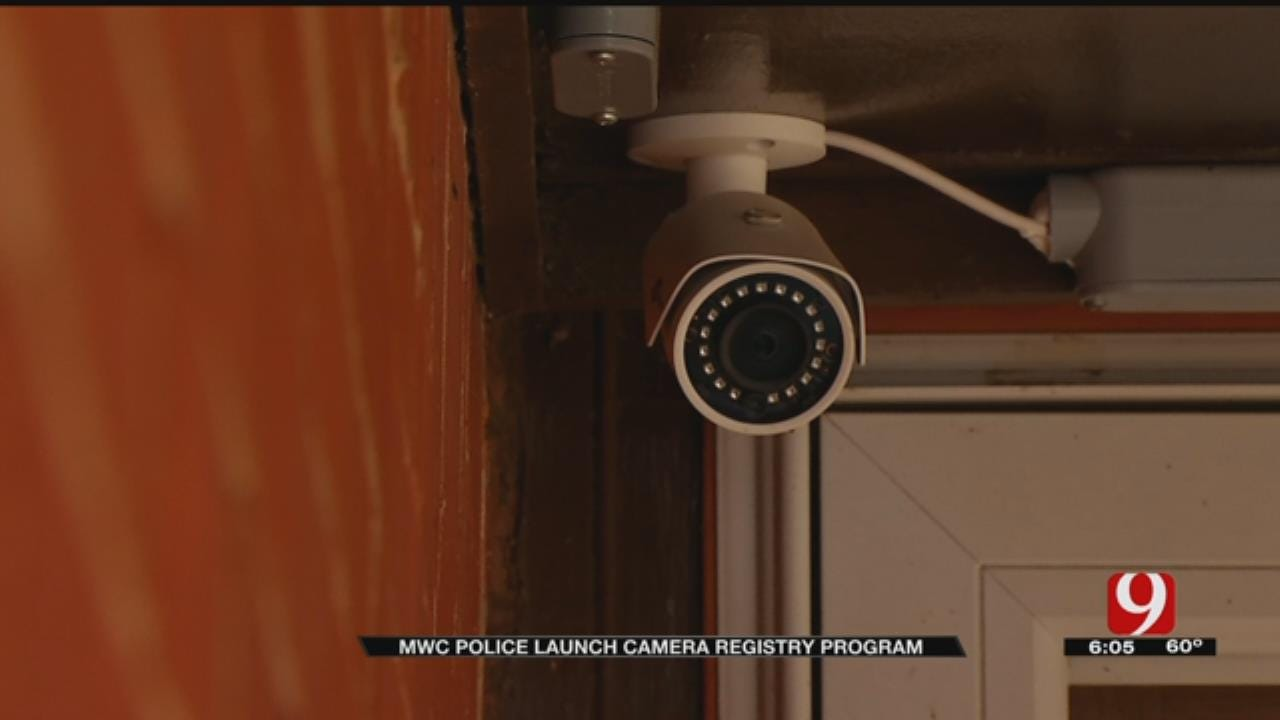 MWC Police Launch Security Camera Registry