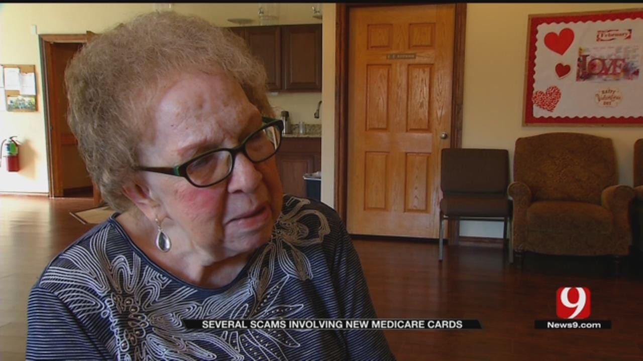 Scam Targets Oklahomans With Medicare