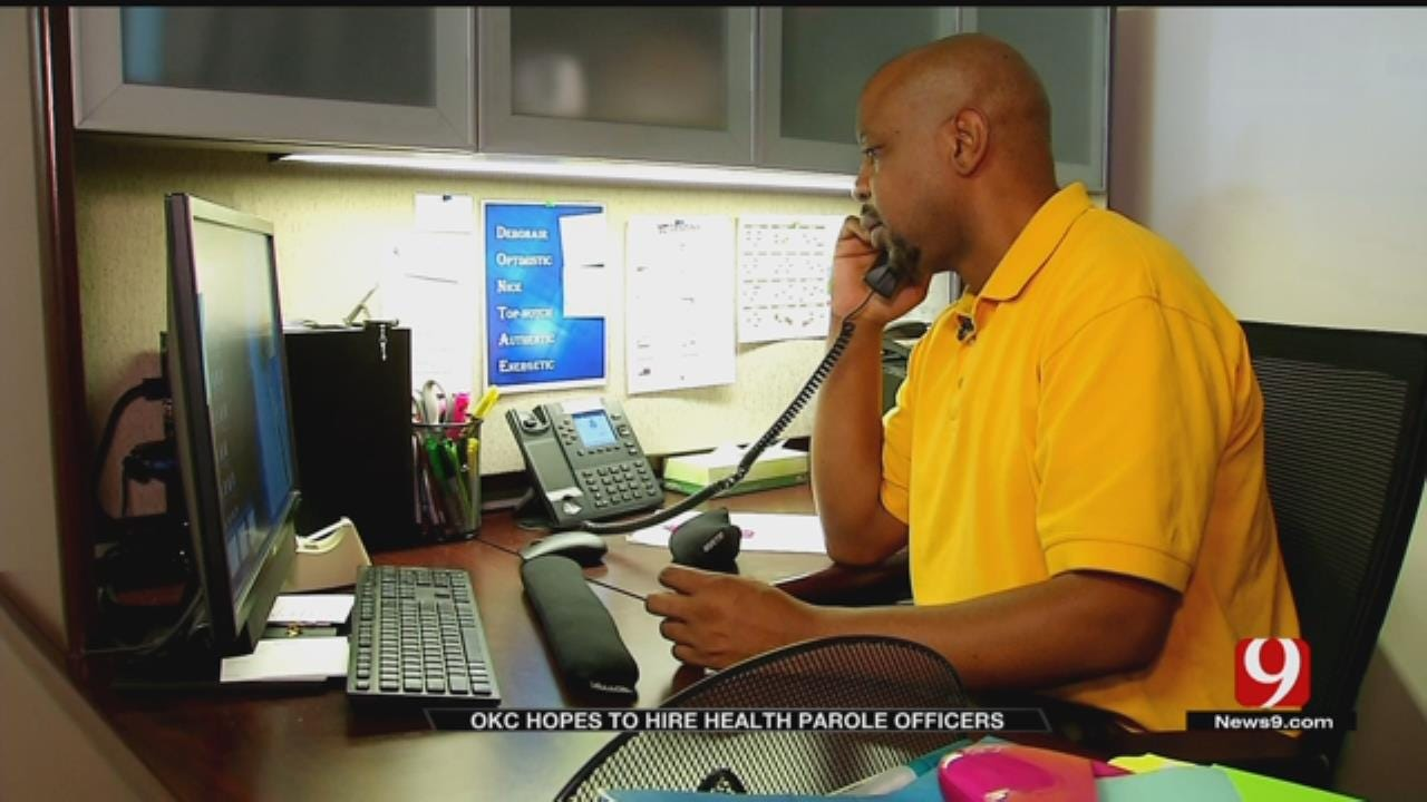 OKC Hopes To Hire Health Parole Officers