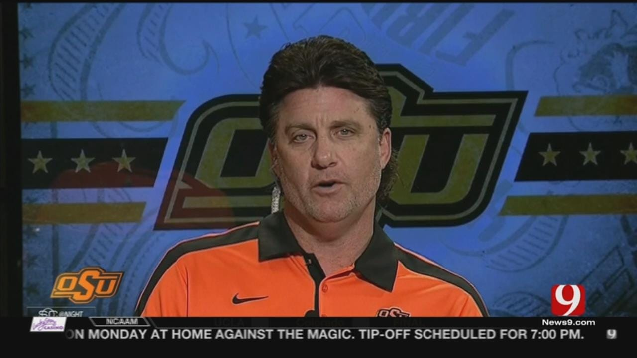 Mayfield To Stay Home For Draft & Mike Gundy On Ponytails