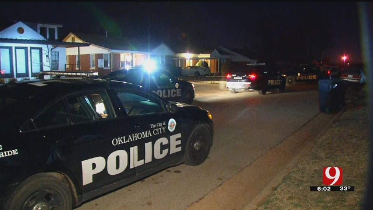 W OKC Police Chase Ends With 1 Arrested, 3 Detained