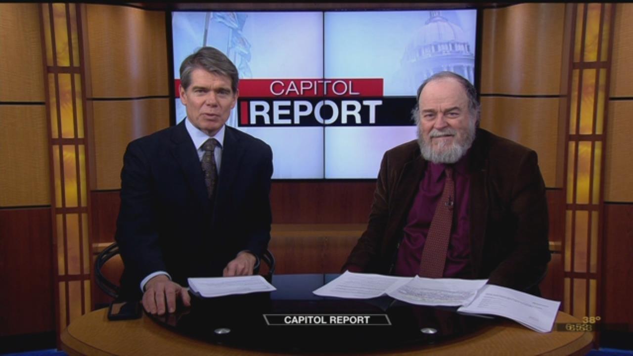 Capitol Report: Criminal Justice, Medicaid Reforms