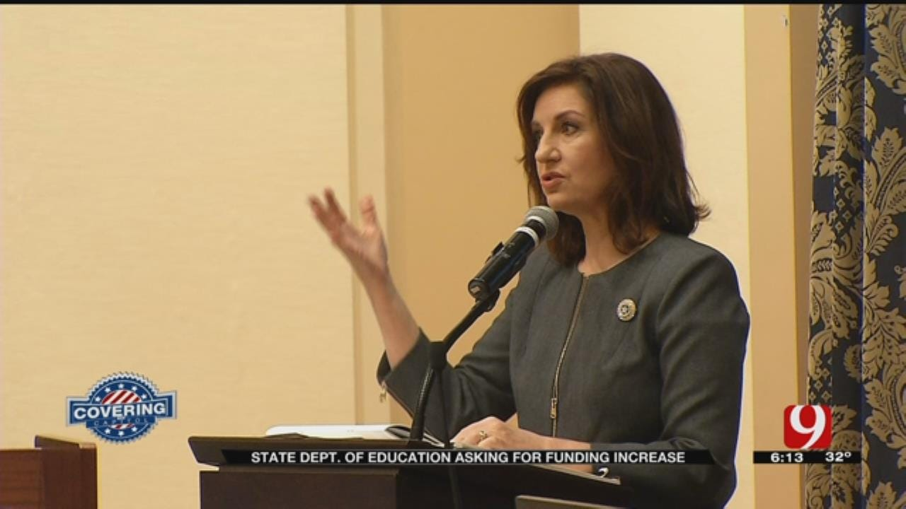 State Dept. Of Education Seeking $475M More In Funding