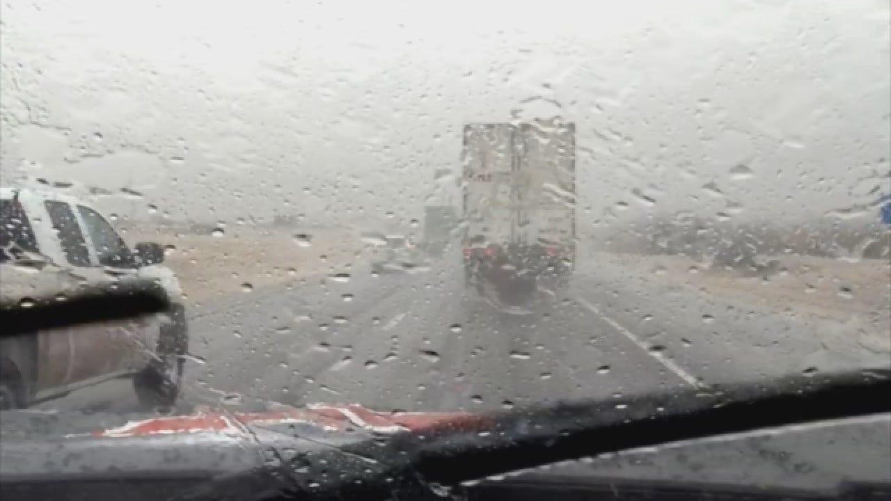 Marty Logan: Roads Improving Along I-40 Near Calumet