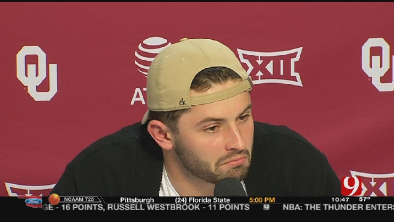 Baker Mayfield Opines On Texas