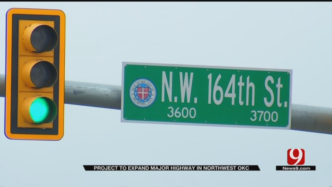 Final Leg Of SH 74 Expansion Begins In NW OKC
