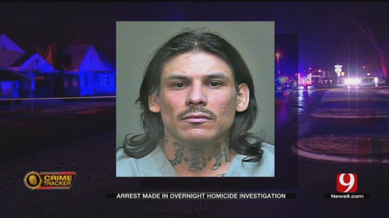 Police Arrest Gunman, 1 Suspect Still Wanted In OKC Homicide