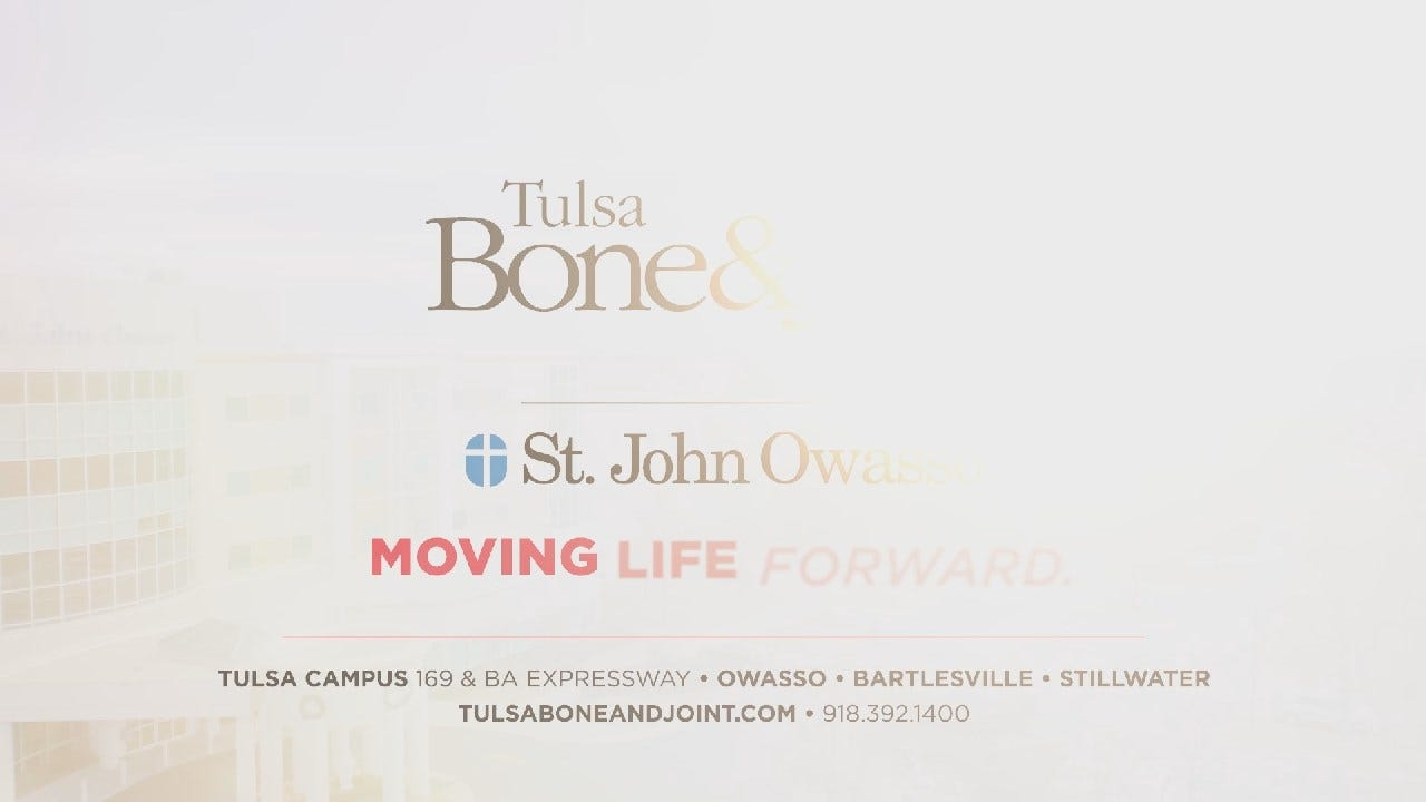 Tulsa Bone and Joint - Jeanne 15 - Preroll - 02/18