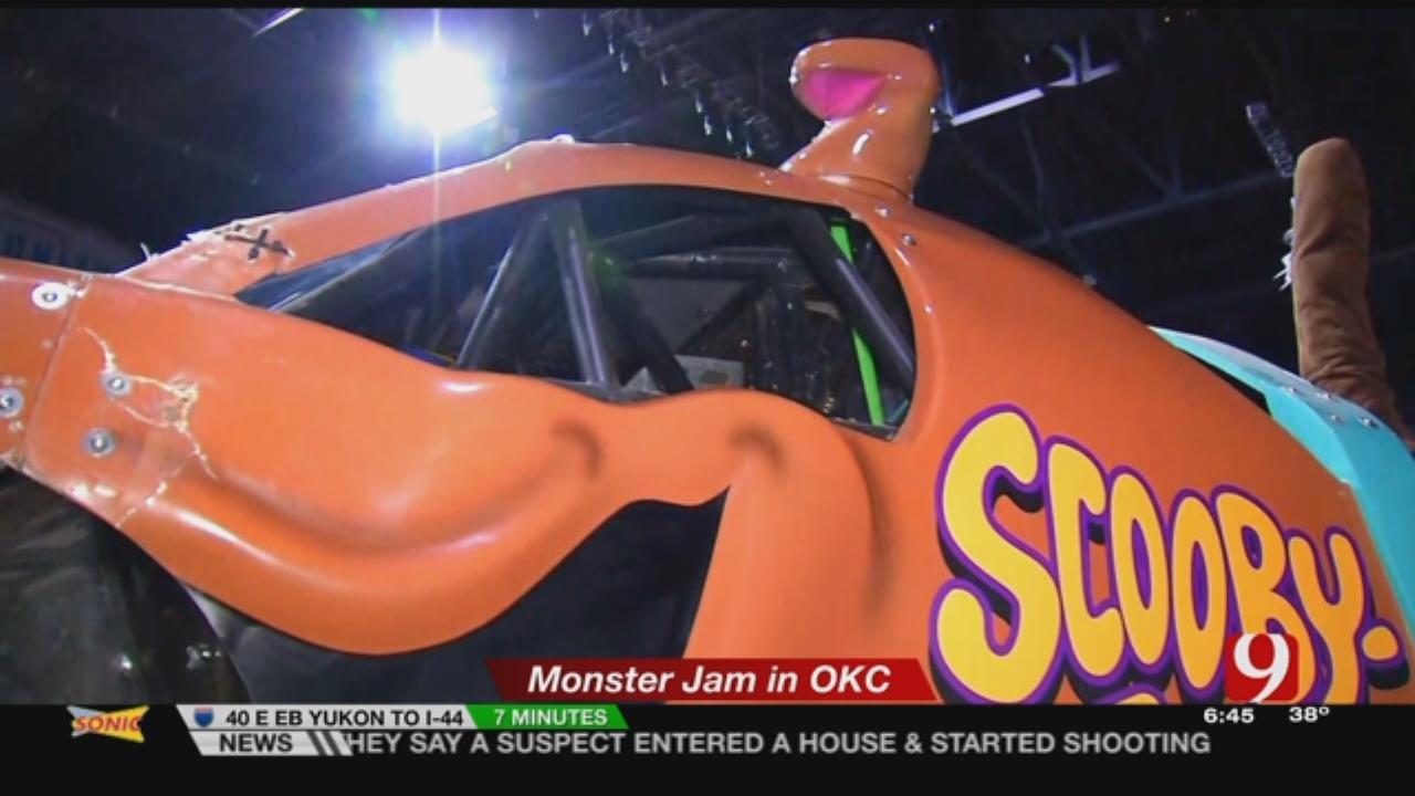 Monster Jam Happening Saturday, Sunday at Chesapeake Arena