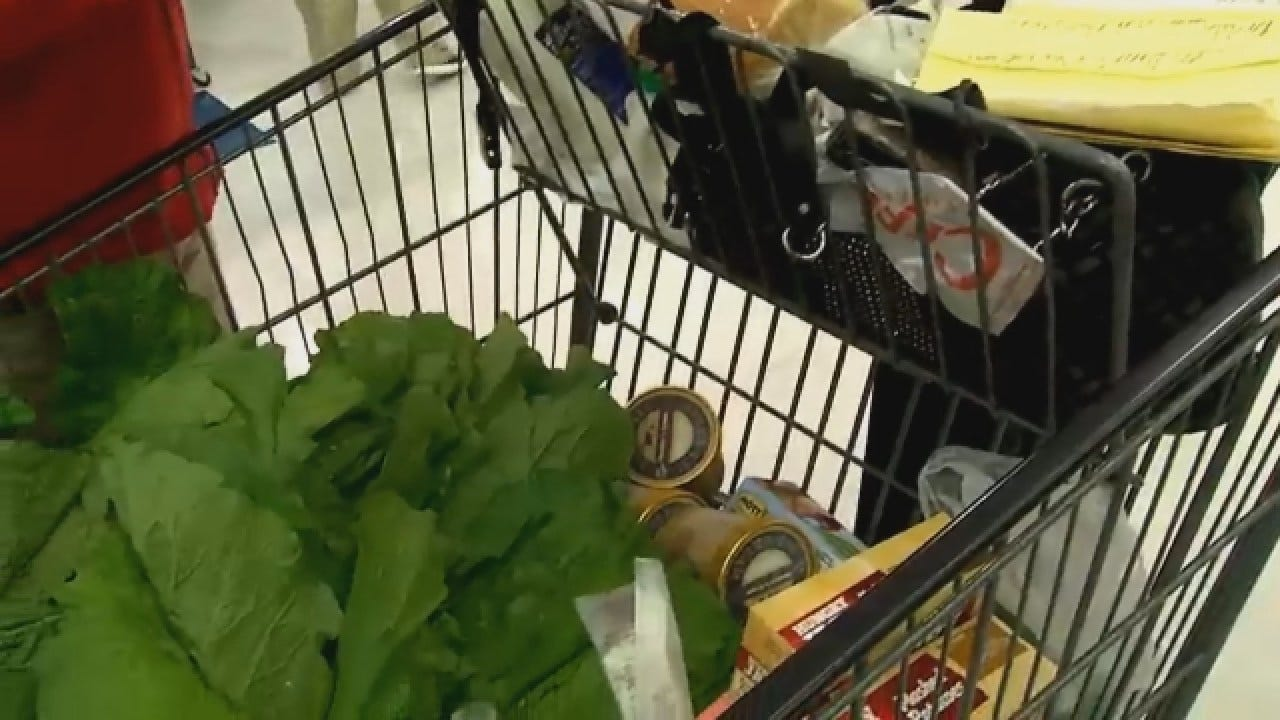 Hunger Advocates Worry About Possible SNAP Changes