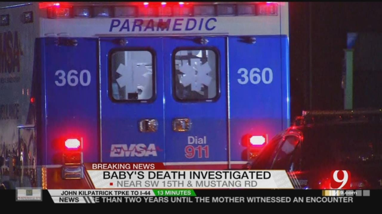 SW OKC Baby's Death Being Investigated
