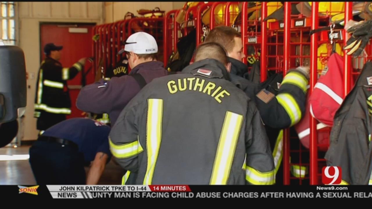 Guthrie Fire Department Running Short On Manpower