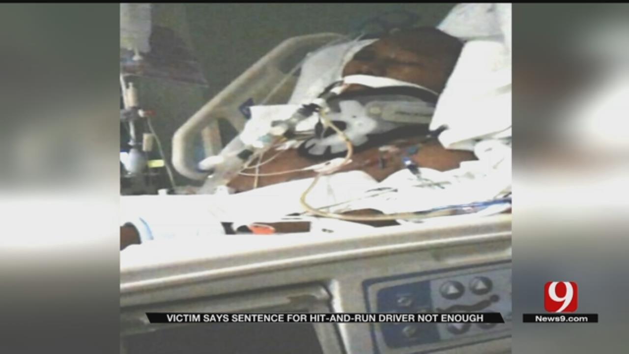 Man Sentenced In 2017 NW OKC Hit And Run