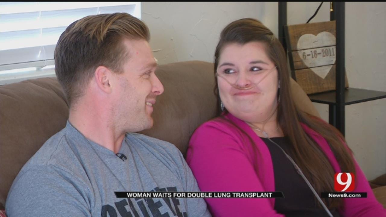 Donation Pours In As Oklahoma Woman Waits On Double Lung Transplant