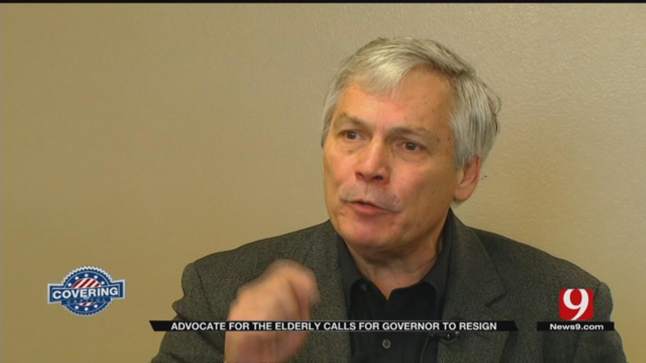 Advocate For The Elderly Calls For Gov. Fallin's Resignation