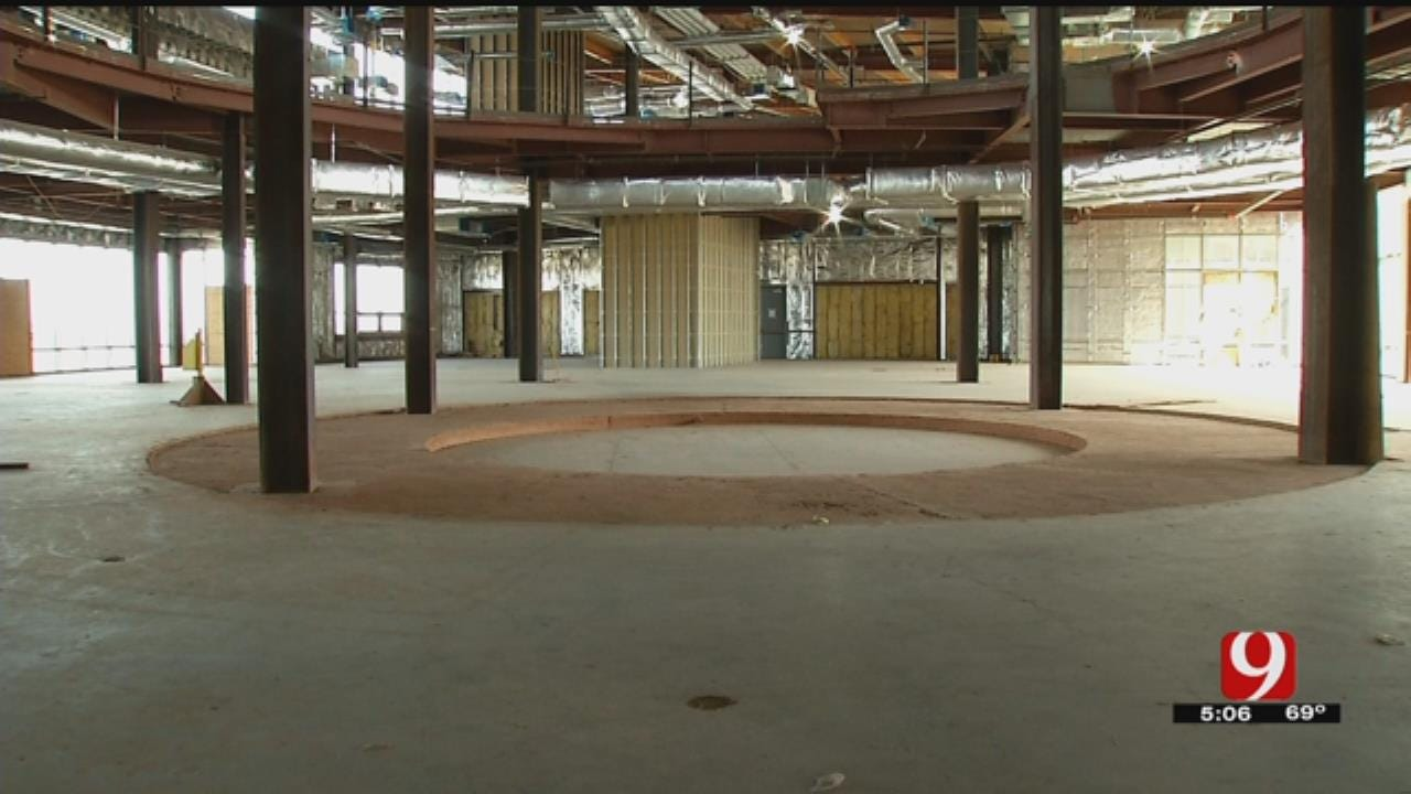 Construction Of American Indian Cultural Center Resumes This Summer