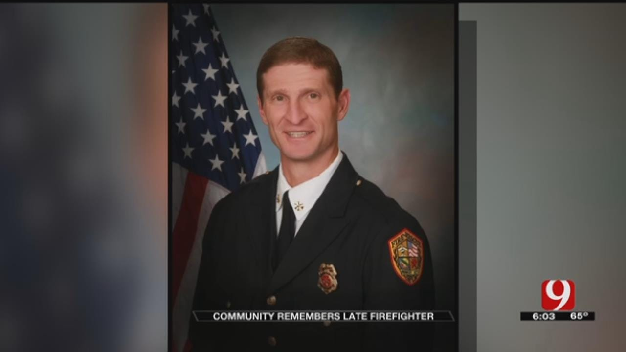 Death Of MWC Assistant Fire Chief Leaves Huge Void In Department