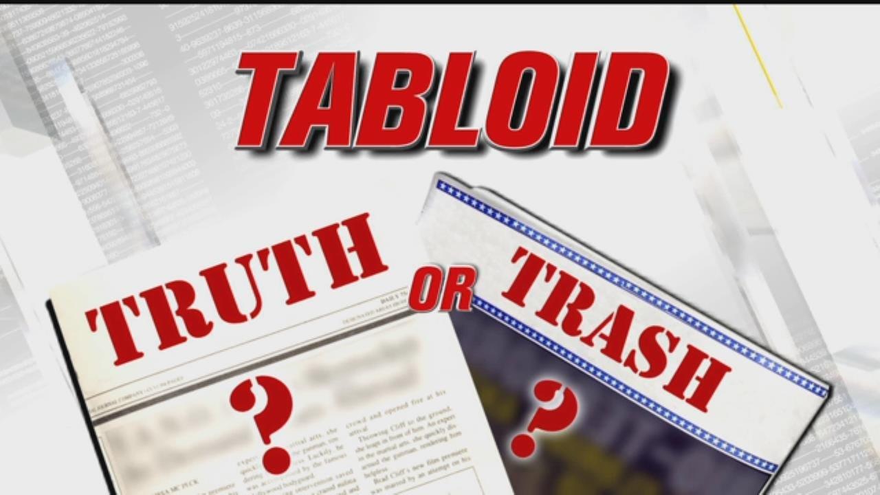 Tabloid Truth Or Trash For Tuesday, February 13
