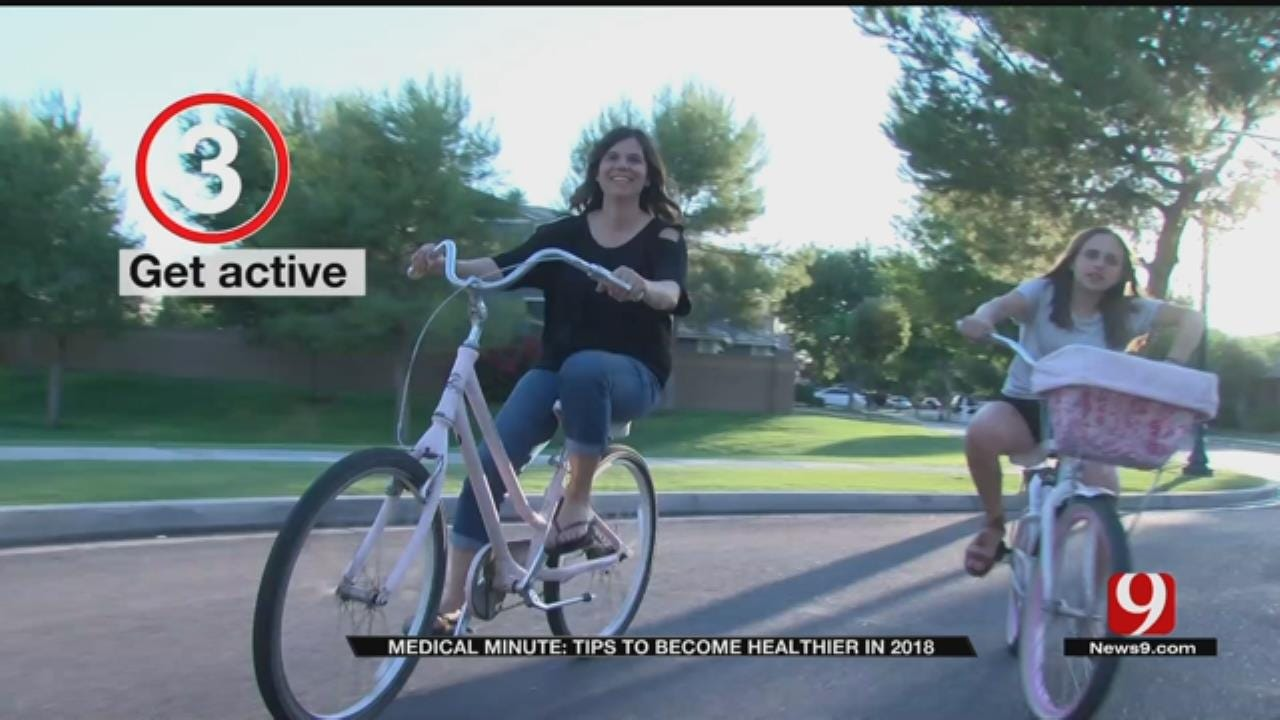 Medical Minute: Healthy Heart Tips