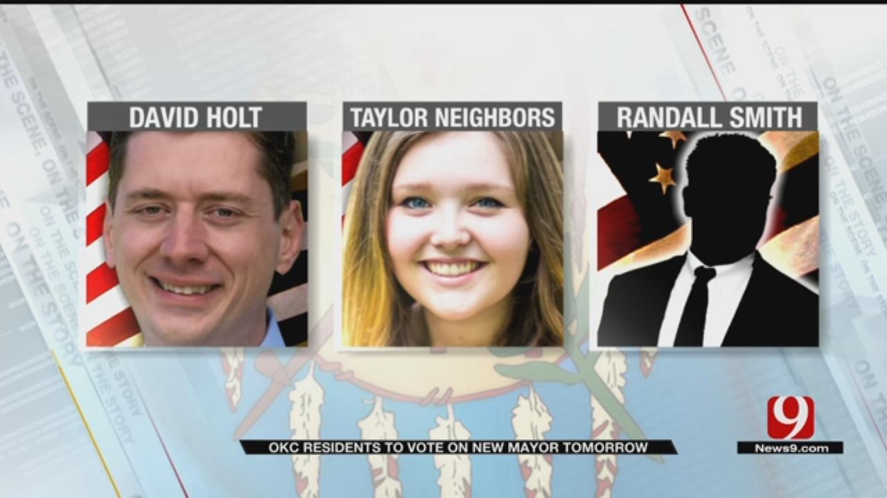 Oklahoma City To Vote For New Mayor Tuesday