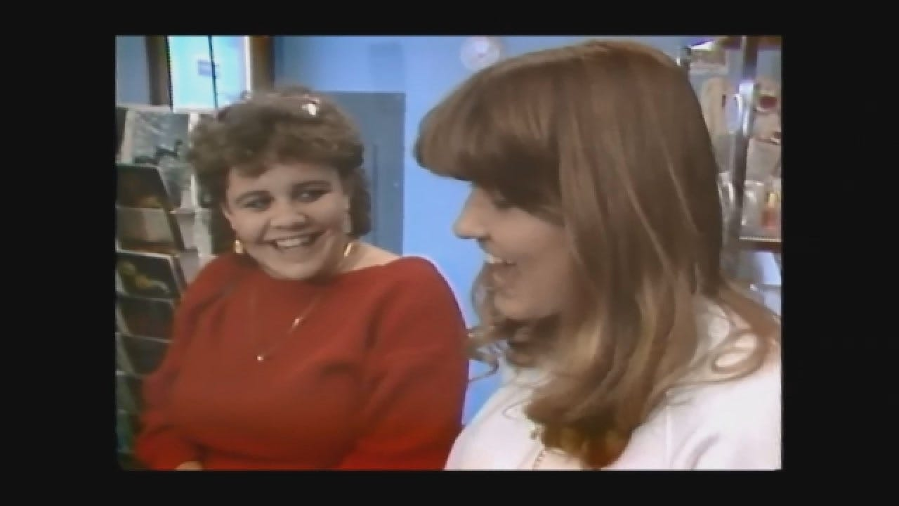 News 9 Flashback: 'Computer Poet' A Hit For Valentine's Day In 1985