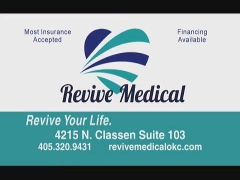 Revive Medical: Youtube 15 Preroll - 02/18