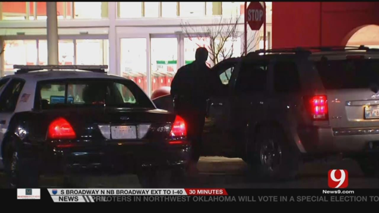 Yukon Police Search For Would-Be Robber After Attempted Break-In