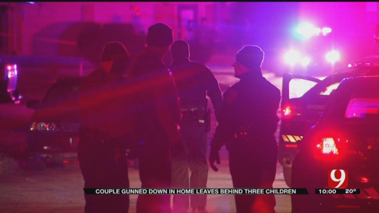 Shooting Leaves NE OKC Couple Dead